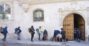 Albergue del peregrino de Burgos