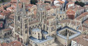 Catedral desde el aire