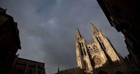 Catedral desde Plaza de Santa María